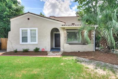 Augusta Single Family Home For Sale: 1106 Adrian Street