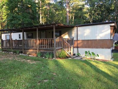 Lincolnton Single Family Home For Sale: 1168 Wells Creek Drive