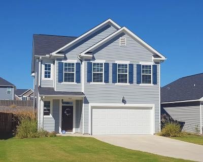Grovetown Single Family Home For Sale: 463 Brantley Cove Circle
