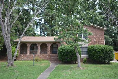 Evans Single Family Home For Sale: 4515 Glennwood Drive