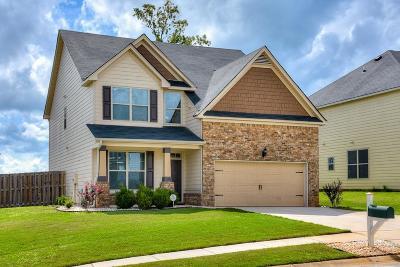 Grovetown Single Family Home For Sale: 926 Golden Bell Lane