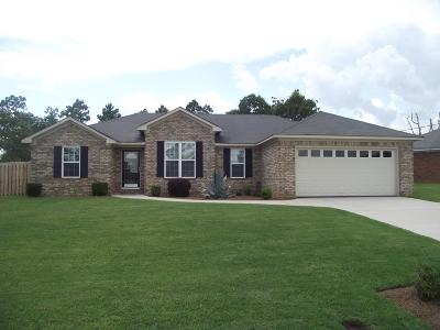 Hephzibah Single Family Home For Sale: 1805 Claystone Way