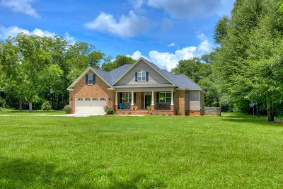 Jackson Single Family Home For Sale: 208 Bluff Landing Road
