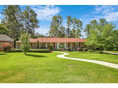 North Augusta Single Family Home For Sale: 809 Merriwether Drive