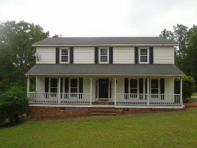 North Augusta Single Family Home For Sale: 100 Country Place