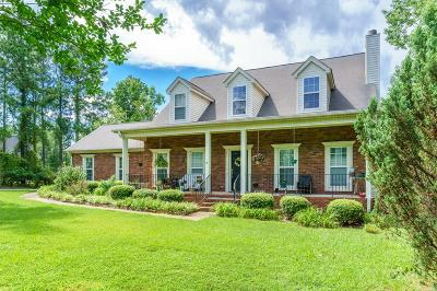 Hephzibah Single Family Home For Sale: 3005 Old Lodge Road