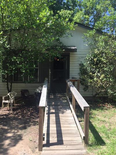 Aiken Single Family Home For Sale: 603 Fred Jones Lane NE
