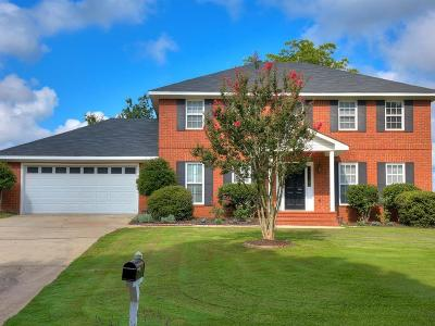 Single Family Home For Sale: 540 Waterford Drive
