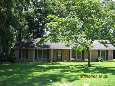 Augusta Single Family Home For Sale: 3619 Bermuda Circle W