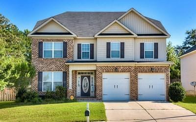 Grovetown Single Family Home For Sale: 3018 Kilknockie Drive