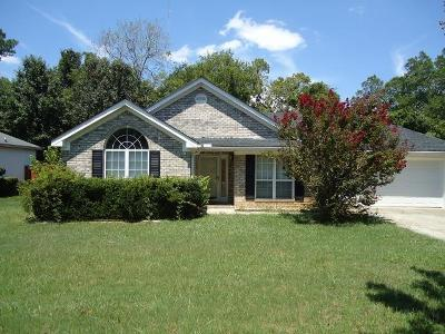Augusta Single Family Home For Sale: 2607 National Woods Drive