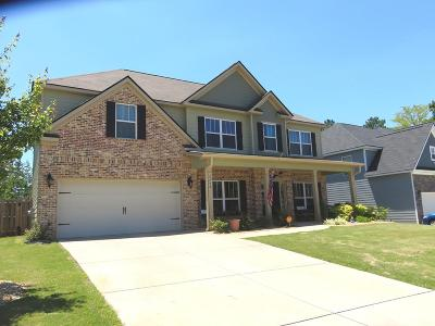 Evans Single Family Home For Sale: 5748 Whispering Pines Way