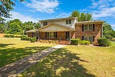 Augusta Single Family Home For Sale: 4019 Burning Tree Lane