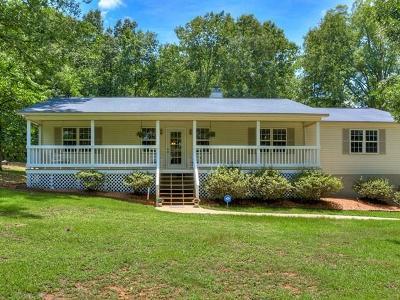 Beech Island Single Family Home For Sale: 396 Lanier Road