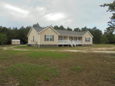 Edgefield County Single Family Home For Sale: 86 Weeks Road