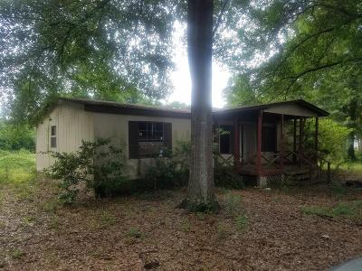 Hephzibah Single Family Home For Sale: 4938 McCombs Road
