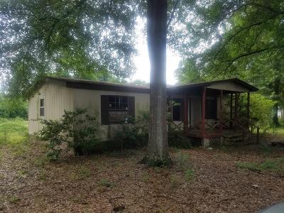 Hephzibah Single Family Home For Sale: 4938 McCombs Road