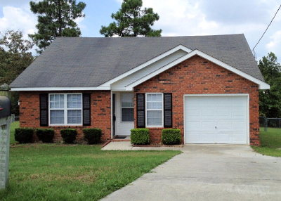 Hephzibah Single Family Home For Sale: 2842 Cranbrook Drive