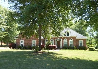 Hephzibah Single Family Home For Sale: 1002 Grindstone Creek Drive