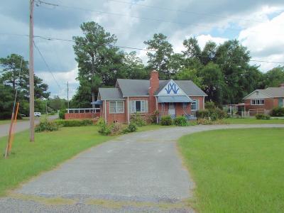Aiken Single Family Home For Sale: 568 Williamsburg