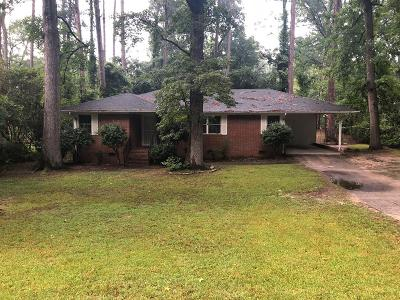 North Augusta Single Family Home For Sale: 527 Tanager Road