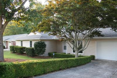 Martinez Single Family Home For Sale: 4117 Fair Oaks Road