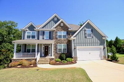 Evans Single Family Home For Sale: 2549 Ravenna Lane