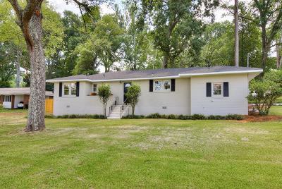 Augusta Single Family Home For Sale: 924 Avocado Street