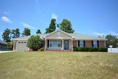 Augusta GA Single Family Home For Sale: $145,000
