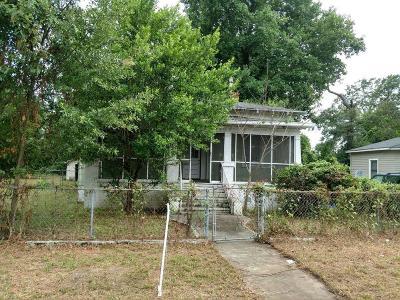 Augusta Single Family Home For Sale: 1708 Verdery Street