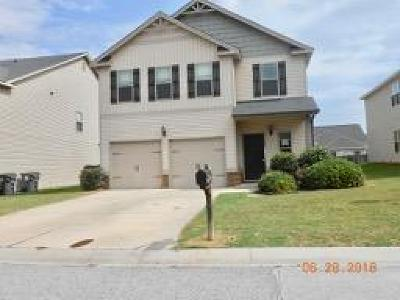 Grovetown Single Family Home For Sale: 3319 Grove Landing Circle