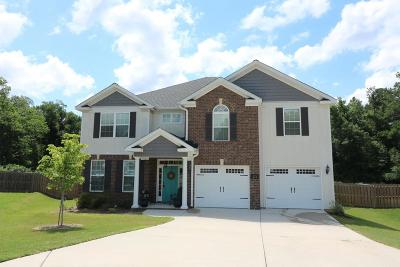 Aiken Single Family Home For Sale: 221 Dominion Drive