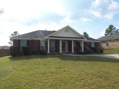 Hephzibah Single Family Home For Sale: 2615 Ardwick Drive