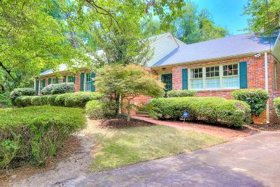 Aiken Single Family Home For Sale: 803 Laurel Drive