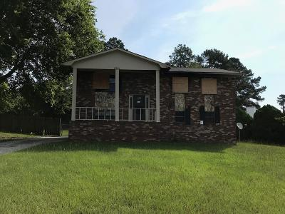 Hephzibah Single Family Home For Sale: 2921 Gebhardt Drive