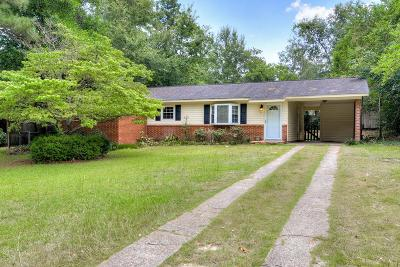 North Augusta Single Family Home For Sale: 903 Seymour Drive