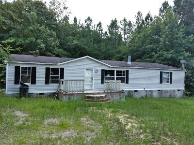 Augusta Manufactured Home For Sale: 3424 Old McDuffie Road