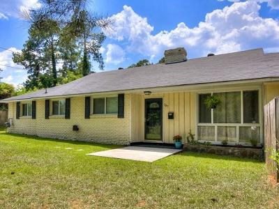 Augusta Single Family Home For Sale: 707 Bransford Road
