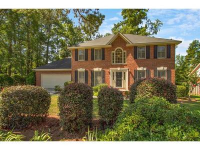 Evans Single Family Home For Sale: 788 Springbrook Lane