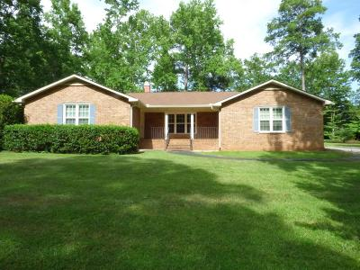 Edgefield County Single Family Home For Sale: 132 Stonehenge Circle