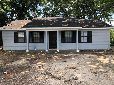 Augusta Single Family Home For Sale: 3412 Gary Circle