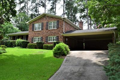 Evans Single Family Home For Sale: 4354 Ballentine Drive