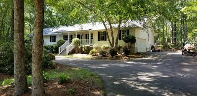 North Augusta Single Family Home For Sale: 1834 Birch Drive