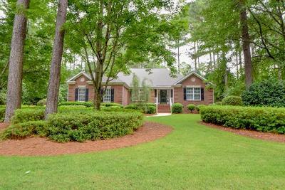 Aiken Single Family Home For Sale: 3405 Glenview Drive