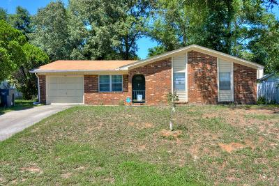 Augusta Single Family Home For Sale: 3005 Weaver Court