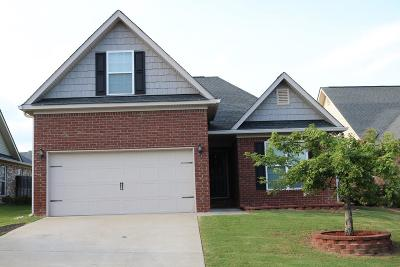 Grovetown Single Family Home For Sale: 1057 Grove Landing Lane