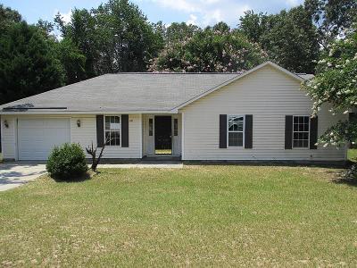 Jackson Single Family Home For Sale: 181 Shetland Drive