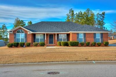 Hephzibah Single Family Home For Sale: 1879 Beaver Creek Lane