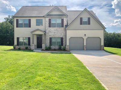 Hephzibah Single Family Home For Sale: 1561 Oglethorpe Drive