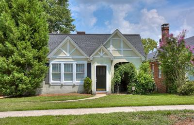 Augusta Single Family Home For Sale: 946 Russell Street